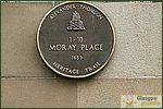 Alexander Greek Thomson: Moray PlaceMoray Place 26.JPG18 July 2004 19:04