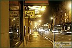 Glasgow City Guide Photographs: Glasgow at NightCafe Royal.jpg08 December 2004 16:34