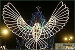 Glasgow City Guide Photographs: Glasgow at NightChristmas Bird.jpg08 December 2004 17:31