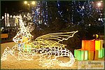 Glasgow City Guide Photographs: Glasgow at NightChristmas Unicorn.jpg08 December 2004 17:38