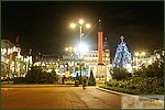 Glasgow City Guide Photographs: Glasgow at NightGeorge Square East.jpg08 December 2004 17:43