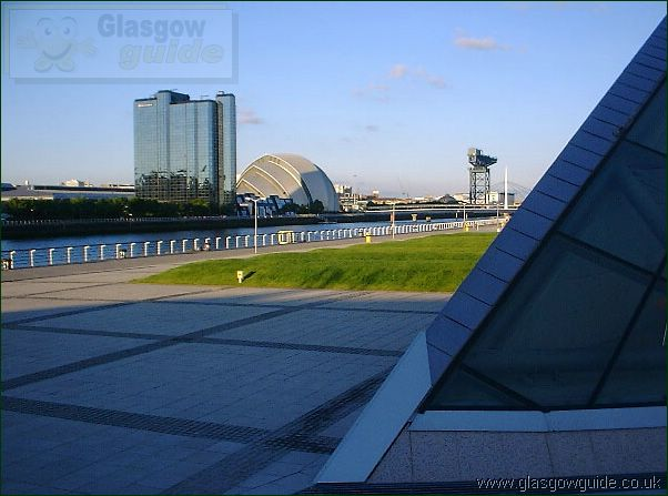 Glasgow Photo: Glasgow Science Centre: Click here to go back to the index page
