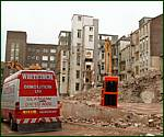 Glasgow Guide Photos: The End of the Rottenrow rottenrow-22.jpg