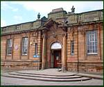 Glasgow Guide Photos: Last Day of Springburn Museum mainentr1.jpg
