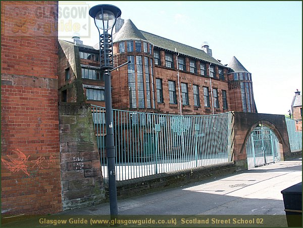 Glasgow City Guide Photograph: Glasgow Guide: Images: Scotland Street School 02.jpg Scotland Street School 02 Scotland Street 22:58: 24 True color (24 bit) 16777216 451 600 Scotland Street School 02.htm