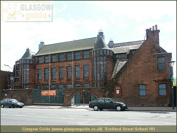Glasgow City Guide Photograph: Glasgow Guide: Images: Scotland Street School 101.jpg Scotland Street School 101 Scotland Street 10:54: 24 True color (24 bit) 16777216 451 600 Scotland Street School 101.htm