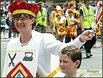Glasgow City Guide Photographs: Lord Provost's ParadeLPP 2005 28.jpg21 June 2005 11:00