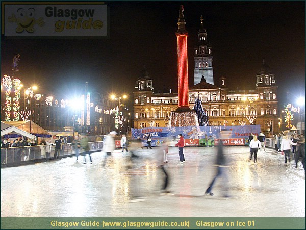 Glasgow City Guide Photograph: Glasgow Guide: Images:Glasgow on Ice 01.JPGGlasgow on Ice 01 Glasgow at Christmas65.9 KB 13:24: 24 True color (24 bit) 16777216 Make: Minolta Co., Ltd. Model: DiMAGE 7i DateTime: 19/12/2003 13:24:22 EXIFImageWidth: 2348 ExifImageLength: 1761 Flash: Flash did not fire - Compulsary flash surpression ISOSpeedRatings: ISO 200 FocalLength: 7.21 mm 19/12/2003 13:24:22 451 600Glasgow on Ice 01.htm