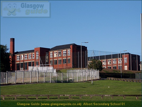 Glasgow City Guide Photograph: Glasgow Guide: Images: Albert Secondary School 01.JPG Albert Secondary School 01 Springburn48.9 KB 20:46: 24 True color (24 bit) 16777216 Make: Minolta Co., Ltd. Model: DiMAGE 7i DateTime: 11/01/2004 20:46:43 EXIFImageWidth: 2496 ExifImageLength: 1872 Flash: Flash did not fire - Compulsary flash surpression ISOSpeedRatings: ISO 100 FocalLength: 25.56 mm 11/01/2004 20:46:43 451 600 Albert Secondary School 01.htm