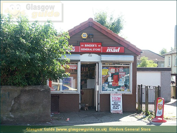 Glasgow City Guide Photograph: Glasgow Guide: Images: Binders General Store.JPG Binders General Store Balornock66.2 KB 12:39: 24 True color (24 bit) 16777216 Make: Minolta Co., Ltd. Model: DiMAGE 7i DateTime: 31/12/2003 12:39:41 EXIFImageWidth: 2320 ExifImageLength: 1740 Flash: Flash did not fire - Compulsary flash surpression ISOSpeedRatings: ISO 100 FocalLength: 18.08 mm 31/12/2003 12:39:41 451 600 Binders General Store.htm