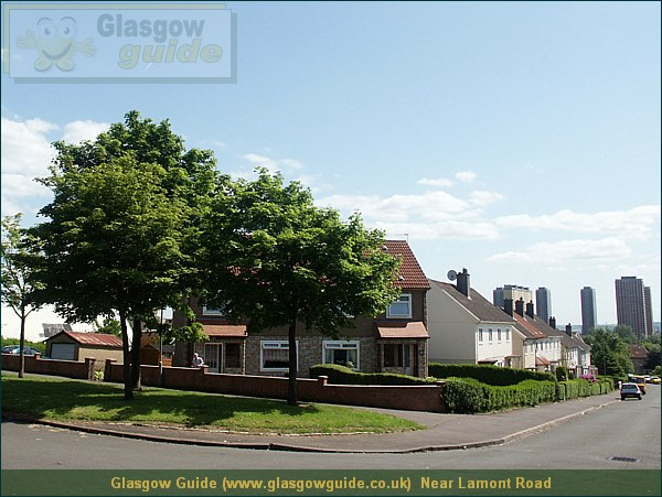 Glasgow City Guide Photograph: Glasgow Guide: Images: Near Lamont Road.JPG Near Lamont Road Balornock57.5 KB 15:08: 24 True color (24 bit) 16777216 Make: Minolta Co., Ltd. Model: DiMAGE 7i DateTime: 30/12/2003 15:08:05 EXIFImageWidth: 2117 ExifImageLength: 1588 Flash: Flash did not fire - Compulsary flash surpression ISOSpeedRatings: ISO 100 FocalLength: 8.34 mm 30/12/2003 15:08:05 451 600 Near Lamont Road.htm