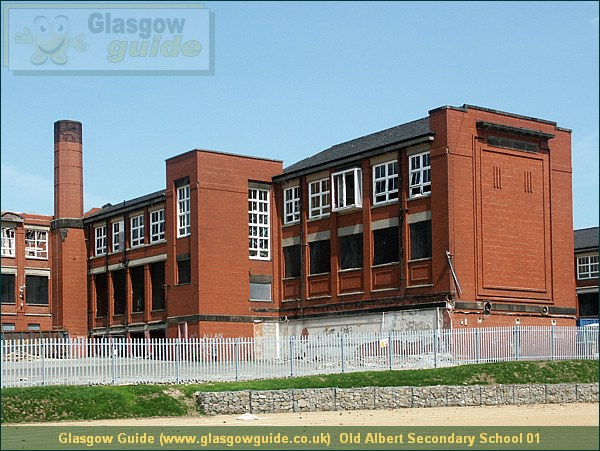 Glasgow City Guide Photograph: Glasgow Guide: Images: Old Albert Secondary School 01.JPG Old Albert Secondary School 01 Balornock62.7 KB 11:49: 24 True color (24 bit) 16777216 Make: Minolta Co., Ltd. Model: DiMAGE 7i DateTime: 31/12/2003 11:49:48 EXIFImageWidth: 2304 ExifImageLength: 1728 Flash: Flash did not fire - Compulsary flash surpression ISOSpeedRatings: ISO 100 FocalLength: 12.48 mm 31/12/2003 11:49:48 451 600 Old Albert Secondary School 01.htm