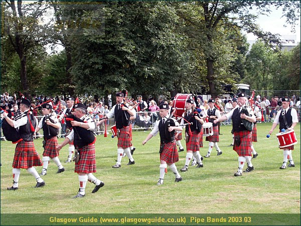 Glasgow City Guide Photograph: Glasgow Guide: Images: Pipe Bands 2003 03.JPG Pipe Bands 2003 03 Pipe Bands 200390.5 KB 00:08: 24 True color (24 bit) 16777216 Make: Minolta Co., Ltd. Model: DiMAGE 7i DateTime: 20/01/2004 00:08:40 EXIFImageWidth: 2320 ExifImageLength: 1740 Flash: Flash did not fire - Compulsary flash surpression ISOSpeedRatings: ISO 100 FocalLength: 18.34 mm 20/01/2004 00:08:40 451 600 Pipe Bands 2003 03.htm