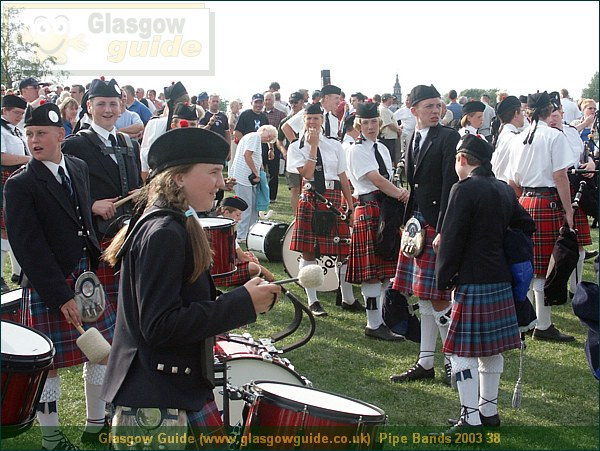 Glasgow City Guide Photograph: Glasgow Guide: Images: Pipe Bands 2003 38.JPG Pipe Bands 2003 38 Pipe Bands 200369.5 KB 00:32: 24 True color (24 bit) 16777216 Make: Minolta Co., Ltd. Model: DiMAGE 7i DateTime: 20/01/2004 00:31:55 EXIFImageWidth: 2356 ExifImageLength: 1767 Flash: Flash did not fire - Compulsary flash surpression ISOSpeedRatings: ISO 100 FocalLength: 14.09 mm 20/01/2004 00:31:55 451 600 Pipe Bands 2003 38.htm