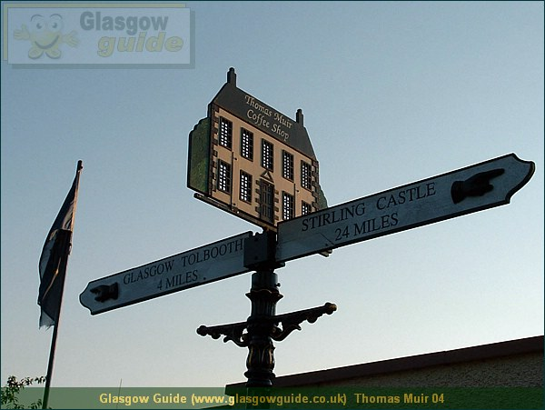 Glasgow Guide Photograph: Glasgow Guide: Images: Thomas Muir 04.JPG Thomas Muir 04 Bishopbriggs42.7 KB 19:52: 24 True color (24 bit) 16777216 Make: FUJIFILM Model: FinePix2800ZOOM DateTime: 28/12/2003 19:52:50 EXIFImageWidth: 1452 ExifImageLength: 1089 Flash: Flash did not fire ISOSpeedRatings: ISO 100 ShutterSpeedValue: 1/362 sec ApertureValue: F4.76 FocalLength: 8.2 mm 28/12/2003 19:52:50 451 600 Thomas Muir 04.htm