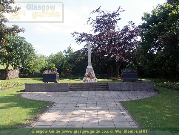 Glasgow Guide Photograph: Glasgow Guide: Images: War Memorial 01.JPG War Memorial 01 Bishopbriggs62.6 KB 14:04: 24 True color (24 bit) 16777216 Make: Minolta Co., Ltd. Model: DiMAGE 7i DateTime: 26/12/2003 14:04:24 EXIFImageWidth: 1328 ExifImageLength: 1732 Flash: Flash did not fire - Compulsary flash surpression ISOSpeedRatings: ISO 100 FocalLength: 7.27 mm 26/12/2003 14:04:24 600 461 War Memorial 01.htm