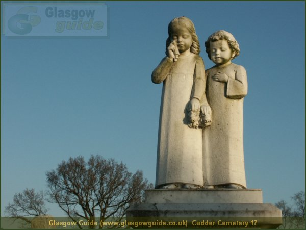 Glasgow City Guide Photograph: Glasgow Guide: Images: Cadder Cemetery 17.JPG Cadder Cemetery 17 Cadder Cemetery near Glasgow39.6 KB 12:50: 24 True color (24 bit) 16777216 Make: Minolta Co., Ltd. Model: DiMAGE 7i DateTime: 27/04/2004 12:50:40 EXIFImageWidth: 2094 ExifImageLength: 1571 Flash: Flash did not fire - Compulsory flash suppression ISOSpeedRatings: ISO 100 FocalLength: 16.83 mm 27/04/2004 12:50:40 451 600 Cadder Cemetery 17.htm