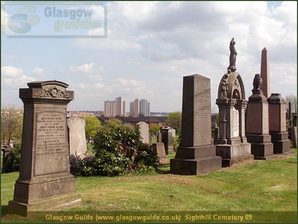 Glasgow City Guide Photograph: Glasgow Guide: Images: Sighthill Cemetery 09.JPG Sighthill Cemetery 09 Sighthill Cemetery in Springburn59.1 KB 15:46: 24 True color (24 bit) 16777216 Make: Minolta Co., Ltd. Model: DiMAGE 7i DateTime: 08/05/2004 15:46:54 EXIFImageWidth: 2437 ExifImageLength: 1828 Flash: Flash did not fire - Compulsory flash suppression ISOSpeedRatings: ISO 100 FocalLength: 12.07 mm 08/05/2004 15:46:54 451 600 Sighthill Cemetery 09.htm