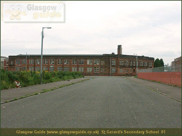 Glasgow City Guide Photograph: Glasgow Guide: Images: St Gerard's Secondary School01.jpg St Gerard's Secondary School01 Along Govan Road50.2 KB 13:37: 24 True color (24 bit) 16777216 Make: Minolta Co., Ltd. Model: DiMAGE 7i EXIFImageWidth: 600 ExifImageLength: 450 Flash: Flash did not fire - Compulsory flash suppression ISOSpeedRatings: ISO 400 FocalLength: 8.3 mm451 600 St Gerard's Secondary School01.htm