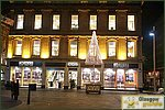 Glasgow City Guide Photographs: Glasgow at Christmas Borders Bookshop.JPG19 December 2003 12:22