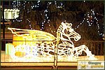 Glasgow City Guide Photographs: Glasgow at Christmas Horse.JPG19 December 2003 17:21