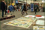 Glasgow City Guide Photographs: Glasgow City CentreCeltic Painting 01.JPG24 January 2004 20:11