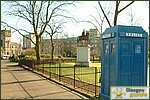 Glasgow City Guide Photographs: High StreetPolice Box.JPG10 January 2004 13:14