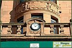 Glasgow City Guide Photographs: High StreetTenement Clock.JPG10 January 2004 13:18