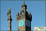 Glasgow City Guide Photographs: High StreetTolbooth 04.JPG10 January 2004 14:03