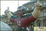 Glasgow City Guide Photographs: World Bowl Party 2003World Bowl Party Glasgow 04.JPG01 January 2004 16:00