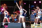 Glasgow City Guide Photographs: World Bowl Party 2003XIWBCheerleaders 07.JPG01 January 2004 17:04