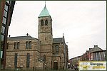Glasgow City Guide Photographs: Along Govan RoadGovan Church.jpg08 May 2004 13:35