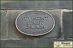 Glasgow City Guide Photographs: Alexander Greek ThomsonSt Vincent St Church 41.JPG09 May 2004 15:54