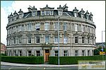 Glasgow City Guide Photographs: PollokshieldsNithsdale Drive.JPG12 June 2004 09:49