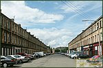 Glasgow City Guide Photographs: PollokshieldsNithsdale Road 05.JPG12 June 2004 09:40