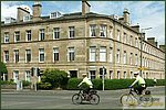 Glasgow City Guide Photographs: PollokshieldsPolice on Bikes.JPG12 June 2004 09:17