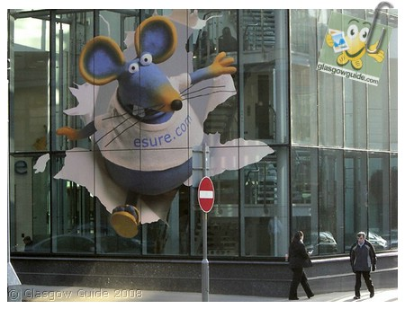Glasgow City Guide Photographs: GG  Financial Services sector suffers.jpg  31 December 2008 18:42