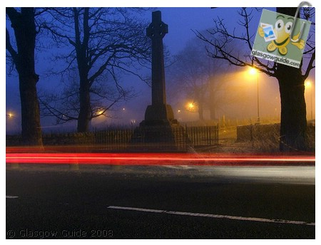 Glasgow City Guide Photographs: GG  Wallace Monument suffers further decline.jpg  31 December 2008 18:43