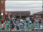 Glasgow City Guide Photographs: Jimmy Johnstone Funeral  Celtic Park 04.jpg  30 April 2006 12:21