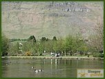Glasgow City Guide Photographs: Lennoxtown  Whitefield Pond 10.JPG  11 July 2006 21:06