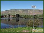 Glasgow City Guide Photographs: Lennoxtown  Whitefield Pond 12.JPG  11 July 2006 21:13