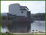 Glasgow City Guide Photographs: Loch Lomond Shores  Drumkinnon Tower 01.JPG  21 July 2006 22:29