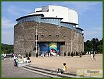 Glasgow City Guide Photographs: Loch Lomond Shores  Drumkinnon Tower 03.JPG  21 July 2006 22:48