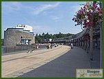 Glasgow City Guide Photographs: Loch Lomond Shores  Drumkinnon Tower 04.JPG  21 July 2006 22:52