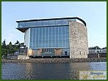 Glasgow City Guide Photographs: Loch Lomond Shores  Drumkinnon Tower 11.JPG  21 July 2006 23:29