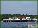 Glasgow City Guide Photographs: Loch Lomond Shores  Maid of the Loch 07.JPG  21 July 2006 23:21
