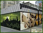 Glasgow City Guide Photographs: Merchant City Mural  Merchant City Mural 01.jpg  05 June 2007 17:21
