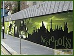 Glasgow City Guide Photographs: Merchant City Mural  Merchant City Mural 02.jpg  05 June 2007 17:21