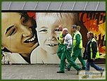 Glasgow City Guide Photographs: Merchant City Mural  Merchant City Mural 09.jpg  05 June 2007 17:23