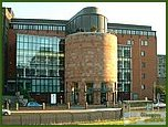 Glasgow City Guide Photographs: Strathclyde University  Business School 1.jpg  26 January 2006 00:16